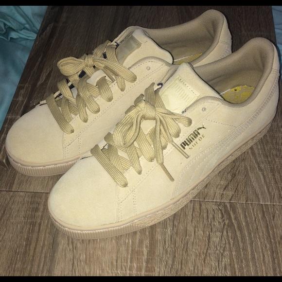 e55fed4df42 Puma Shoes   Suede Classic Tonal Pebble Colorway   Poshmark